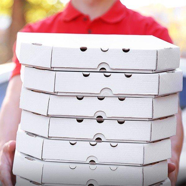 Software pizzaria delivery